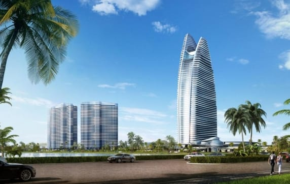 ALUK Systems Chosen for The First Atlantis Resort in China